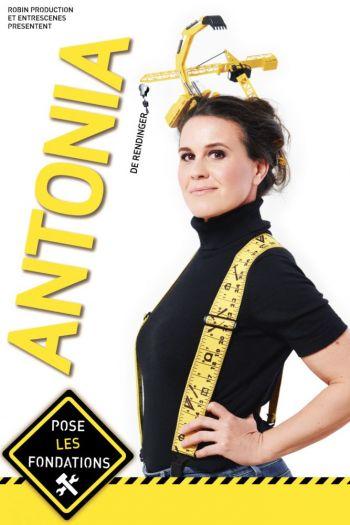 Antonia pose les fondations